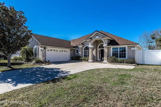 3733 Southbank Cir, GREEN COVE SPRINGS, FL 32043 (MLS #1092736) :: The Coastal Home Group