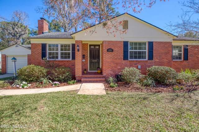 4205 Peachtree Cir E, Jacksonville, FL 32207 (MLS #1092978) :: The Coastal Home Group