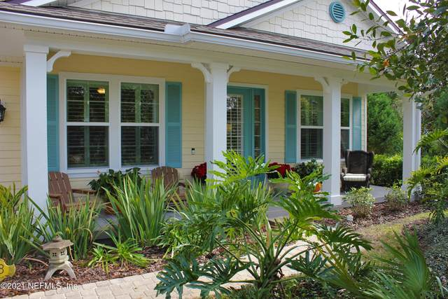 208 History Pl, St Augustine, FL 32095 (MLS #1093321) :: The Newcomer Group