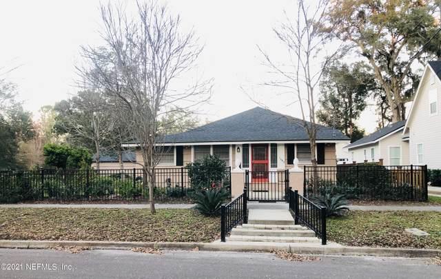 1643 Fishweir Creek Ln, Jacksonville, FL 32205 (MLS #1093588) :: Military Realty