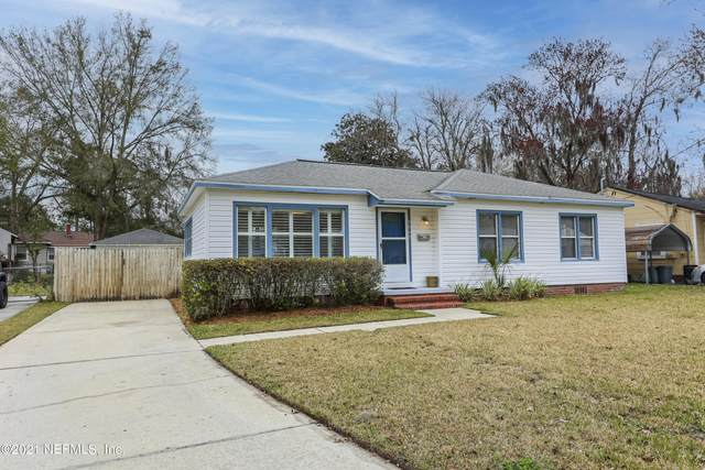 4865 Riverdale Rd, Jacksonville, FL 32210 (MLS #1093635) :: The Coastal Home Group