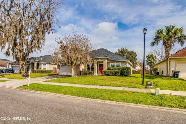 5527 Huckleberry Trl S, Macclenny, FL 32063 (MLS #1093952) :: The Coastal Home Group