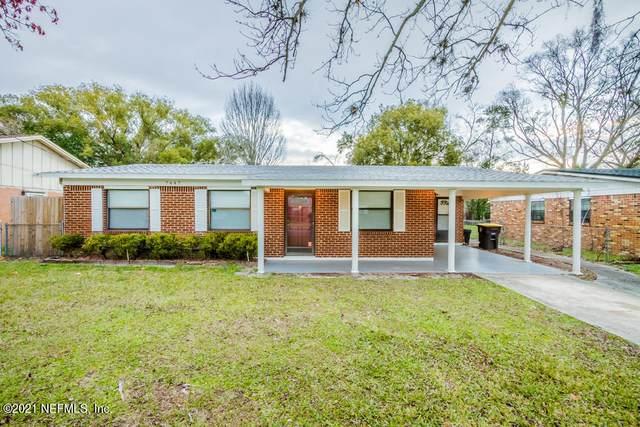 7447 Wheat Rd, Jacksonville, FL 32244 (MLS #1094056) :: The Coastal Home Group