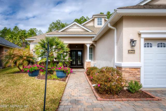 1061 Inverness Dr, St Augustine, FL 32092 (MLS #1094284) :: Ponte Vedra Club Realty
