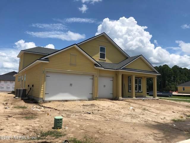 332 Back Creek Dr, St Augustine, FL 32092 (MLS #1094494) :: The Volen Group, Keller Williams Luxury International