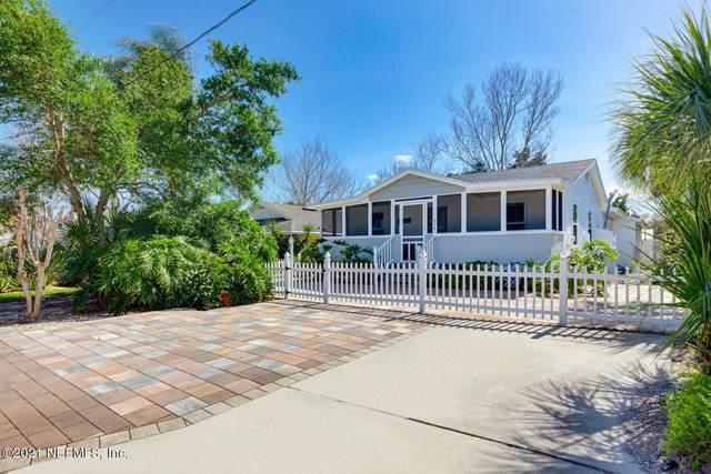 614 15TH Ave S, Jacksonville Beach, FL 32250 (MLS #1094806) :: Berkshire Hathaway HomeServices Chaplin Williams Realty
