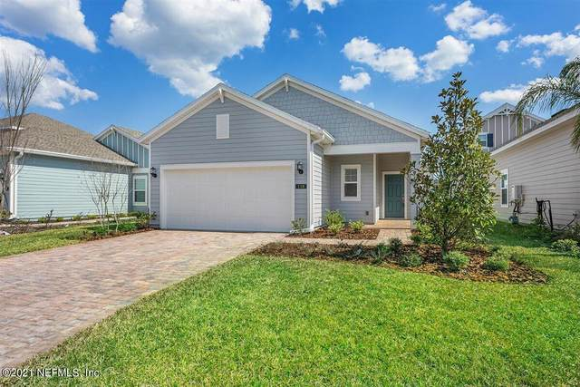 118 River Mist Dr, St Augustine, FL 32095 (MLS #1094948) :: The Impact Group with Momentum Realty