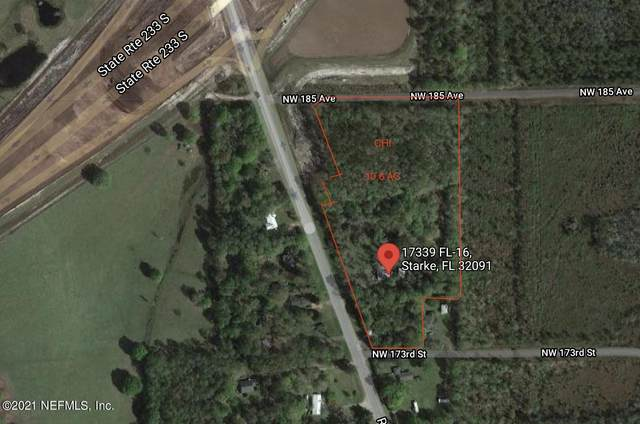 17339 State Road 16, Starke, FL 32091 (MLS #1094999) :: The Newcomer Group