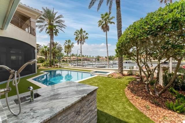 116 Harbourmaster Ct, Ponte Vedra Beach, FL 32082 (MLS #1095202) :: Endless Summer Realty