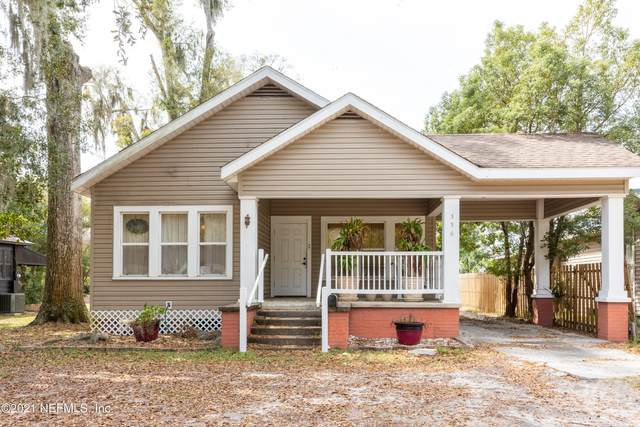 356 S Marion Ave, Lake City, FL 32025 (MLS #1095213) :: Olson & Taylor | RE/MAX Unlimited