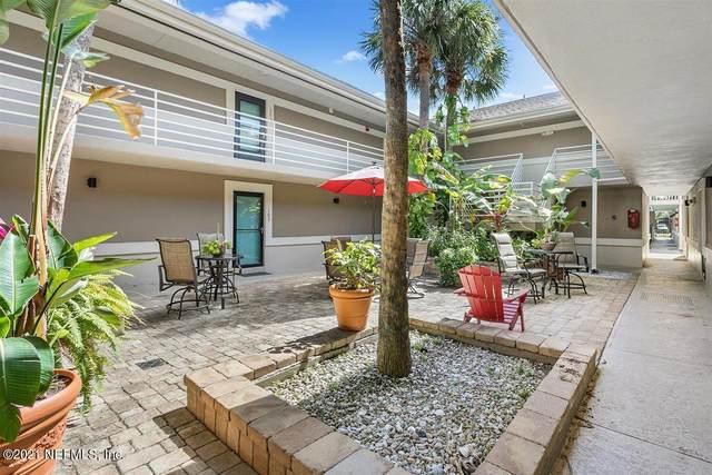 222 14TH Ave N 107D, Jacksonville Beach, FL 32250 (MLS #1095302) :: 97Park
