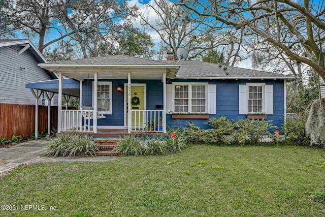 2972 Collier Ave, Jacksonville, FL 32205 (MLS #1095401) :: Military Realty