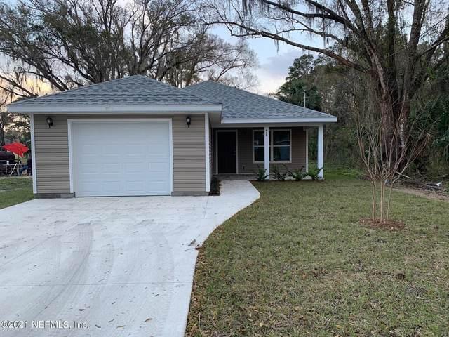 915 Helen St, St Augustine, FL 32084 (MLS #1095640) :: CrossView Realty