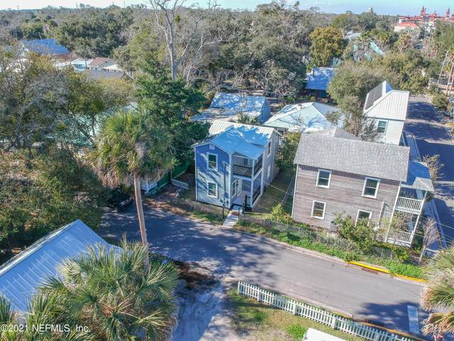 72 Lincoln St, St Augustine, FL 32084 (MLS #1095764) :: EXIT Real Estate Gallery