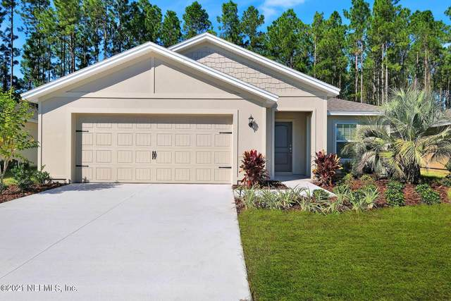 8594 Newnan Lake Dr W, Macclenny, FL 32063 (MLS #1095775) :: Military Realty