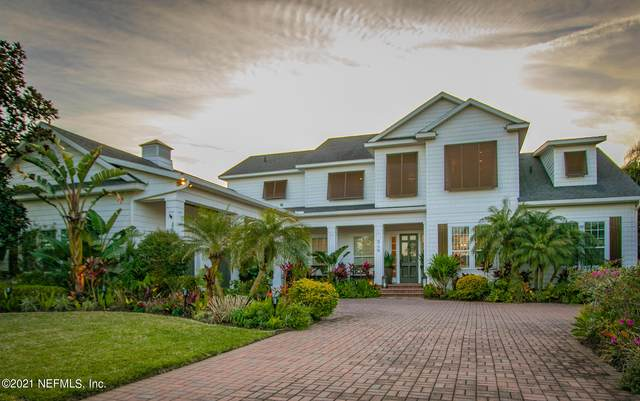 548 Le Master Dr, Ponte Vedra Beach, FL 32082 (MLS #1096993) :: The Coastal Home Group
