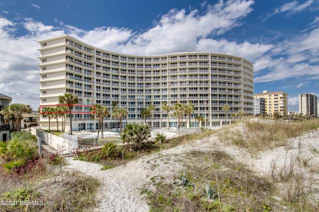 1601 Ocean Dr S #210, Jacksonville Beach, FL 32250 (MLS #1097544) :: CrossView Realty