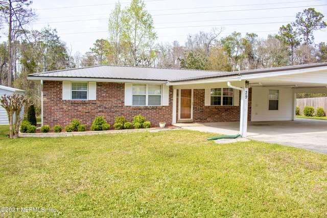 29 Jule Rd, Macclenny, FL 32063 (MLS #1098158) :: Berkshire Hathaway HomeServices Chaplin Williams Realty