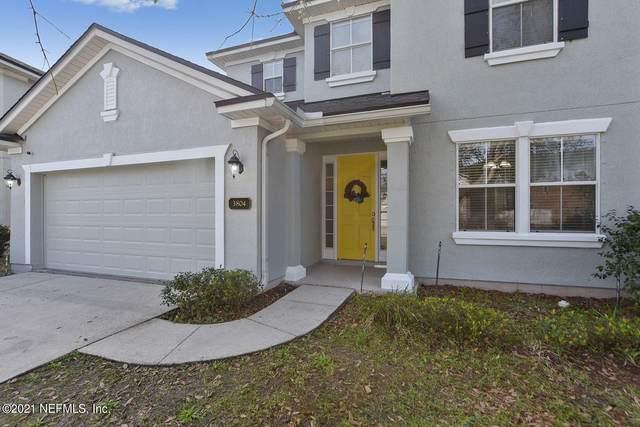 3804 Ringneck Dr, Jacksonville, FL 32226 (MLS #1098167) :: Bridge City Real Estate Co.