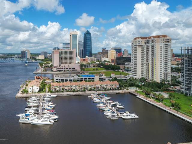 400 E Bay St Ph6, Jacksonville, FL 32202 (MLS #1098341) :: Noah Bailey Group