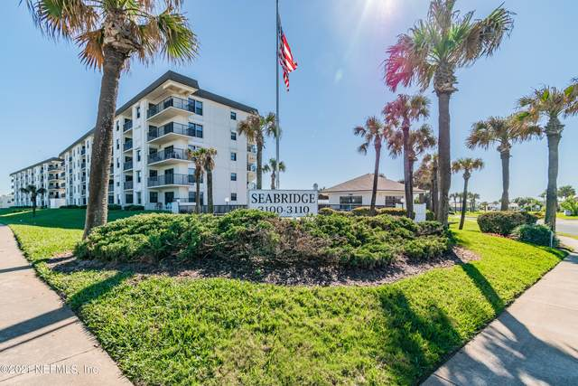 3110 Ocean Shore Blvd #311, Ormond Beach, FL 32176 (MLS #1098351) :: The Randy Martin Team | Watson Realty Corp