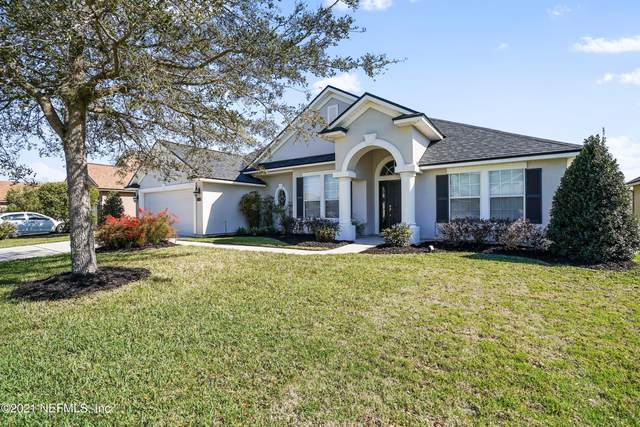386 Porta Rosa Cir, St Augustine, FL 32092 (MLS #1098631) :: The Hanley Home Team