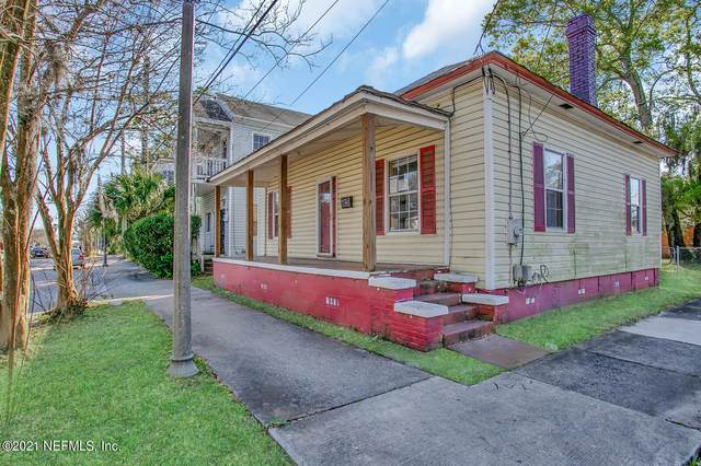 1628 Myrtle Ave N, Jacksonville, FL 32209 (MLS #1098683) :: The Volen Group, Keller Williams Luxury International
