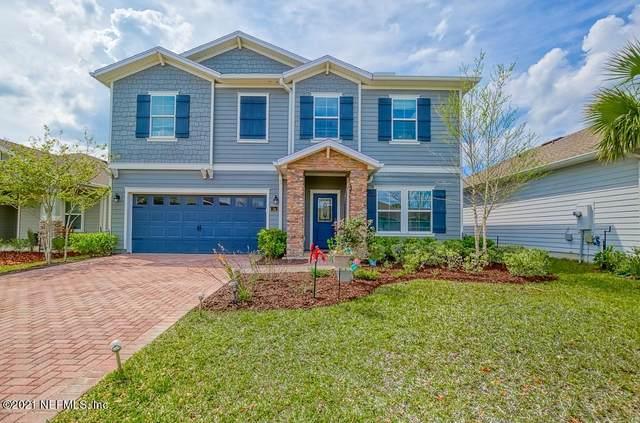 76 Bluffton Ct, St Augustine, FL 32092 (MLS #1099339) :: Crest Realty