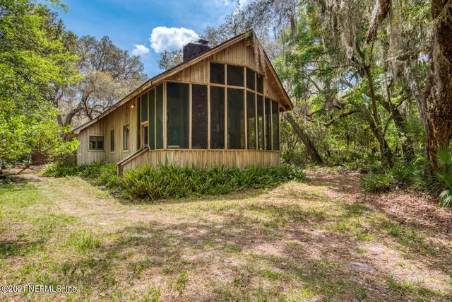 114 N Point Dr, Georgetown, FL 32139 (MLS #1099465) :: The Newcomer Group