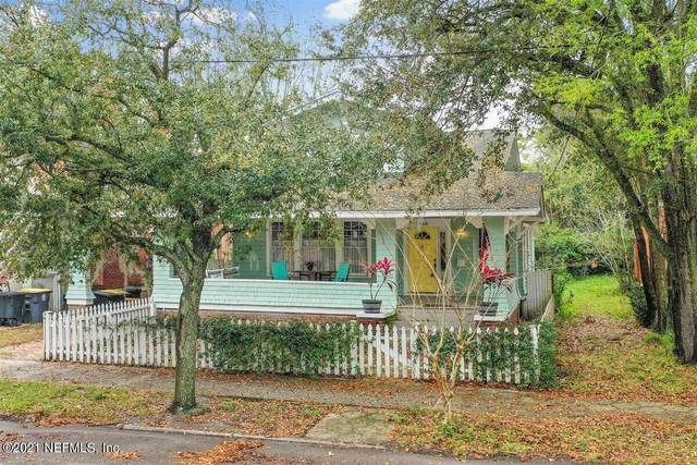 1424 N Pearl St, Jacksonville, FL 32206 (MLS #1099625) :: Noah Bailey Group