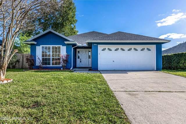 2986 Tunica Trl, Middleburg, FL 32068 (MLS #1099728) :: Century 21 St Augustine Properties
