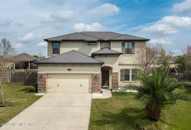 201 Prairie Ridge Dr, St Augustine, FL 32092 (MLS #1099738) :: Berkshire Hathaway HomeServices Chaplin Williams Realty