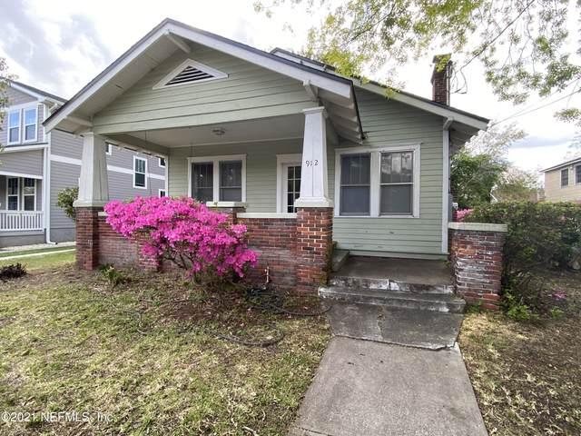 912 Acosta St, Jacksonville, FL 32204 (MLS #1100152) :: EXIT Real Estate Gallery