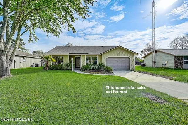 1867 Killarn Cir, Middleburg, FL 32068 (MLS #1100267) :: The Coastal Home Group