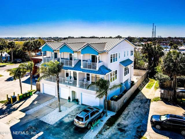 820 2ND St S B, Jacksonville Beach, FL 32250 (MLS #1100284) :: The Volen Group, Keller Williams Luxury International
