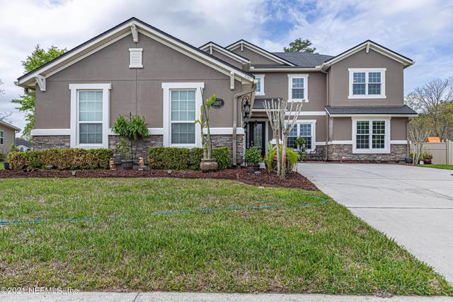 3187 Treeside Ln, GREEN COVE SPRINGS, FL 32043 (MLS #1100481) :: Keller Williams Realty Atlantic Partners St. Augustine
