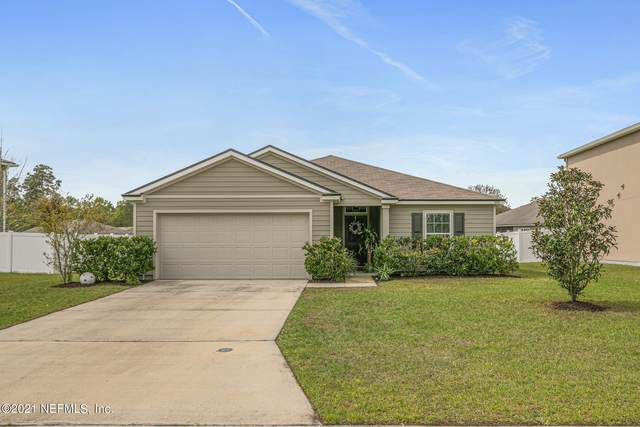 3550 Summit Oaks Dr, GREEN COVE SPRINGS, FL 32043 (MLS #1100737) :: Keller Williams Realty Atlantic Partners St. Augustine