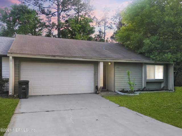11471 Malibu Way S, Jacksonville, FL 32223 (MLS #1100996) :: The Hanley Home Team