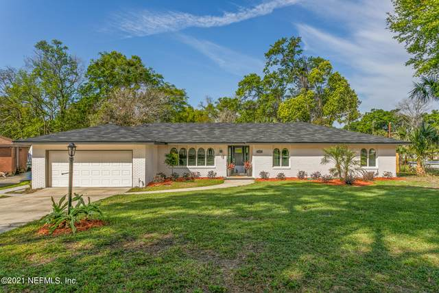 1066 Parkridge Cir W, Jacksonville, FL 32211 (MLS #1101060) :: The Coastal Home Group