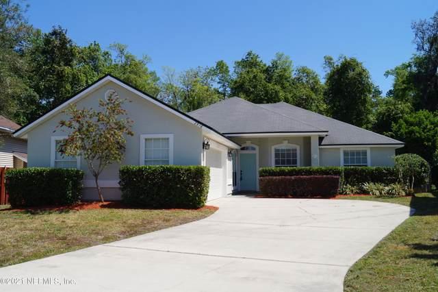 2916 Majestic Oaks Ln, GREEN COVE SPRINGS, FL 32043 (MLS #1101377) :: Century 21 St Augustine Properties