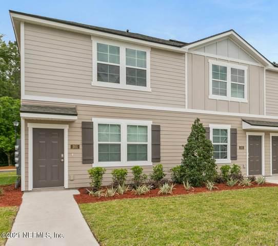 575 Oakleaf Plantation Pkwy #1706, Orange Park, FL 32065 (MLS #1101491) :: CrossView Realty