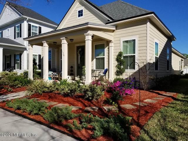 124 Riverwalk Blvd, St Johns, FL 32259 (MLS #1101795) :: Ponte Vedra Club Realty