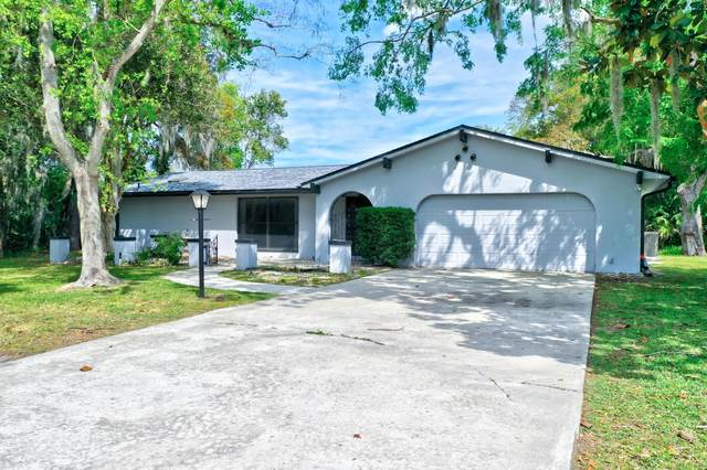 43 Florida Park Dr N, Palm Coast, FL 32137 (MLS #1101827) :: The Hanley Home Team