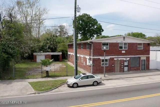 2412 Myrtle Ave, Jacksonville, FL 32209 (MLS #1102061) :: The Randy Martin Team | Watson Realty Corp