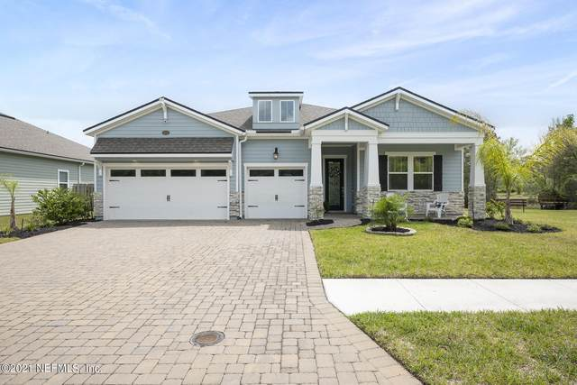 3322 Southern Oaks Dr, GREEN COVE SPRINGS, FL 32043 (MLS #1102320) :: The Coastal Home Group