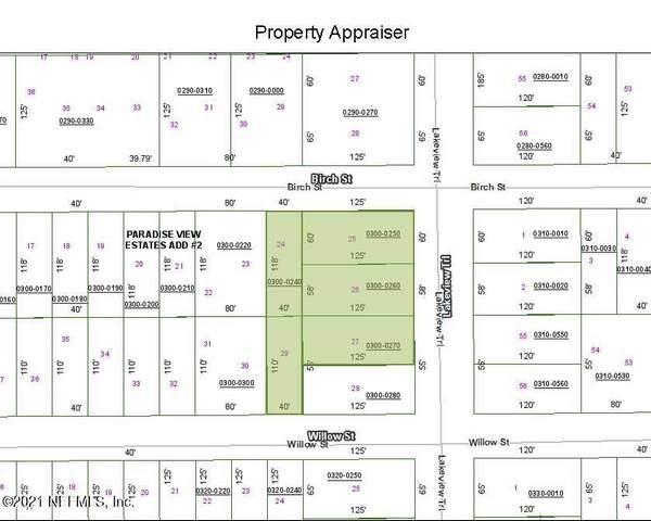 00 Pine Pl, Interlachen, FL 32148 (MLS #1102563) :: Berkshire Hathaway HomeServices Chaplin Williams Realty