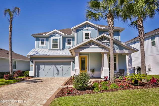 119 Lakefront Ln, St Augustine, FL 32095 (MLS #1102766) :: The Coastal Home Group