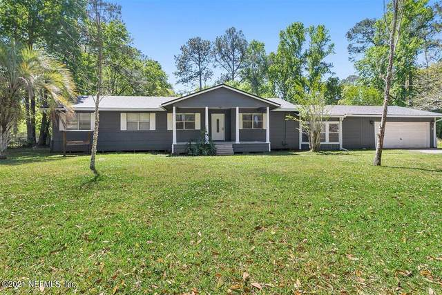 6706 Bowie Rd, Jacksonville, FL 32219 (MLS #1102826) :: The Coastal Home Group