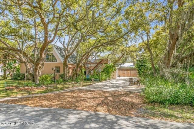 601 Twenty Second St, St Augustine, FL 32084 (MLS #1102872) :: EXIT Inspired Real Estate
