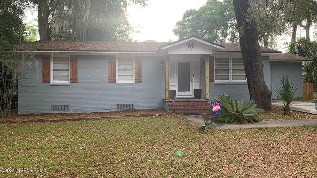 2605 Elbow Rd, Orange Park, FL 32073 (MLS #1103037) :: The Hanley Home Team